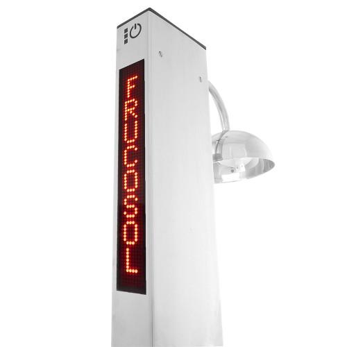 GF1000 Display Enfriador Copas