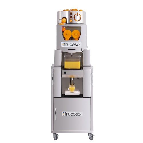 Freezer Exprimidora