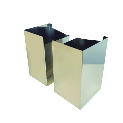Inox cubes Juicers