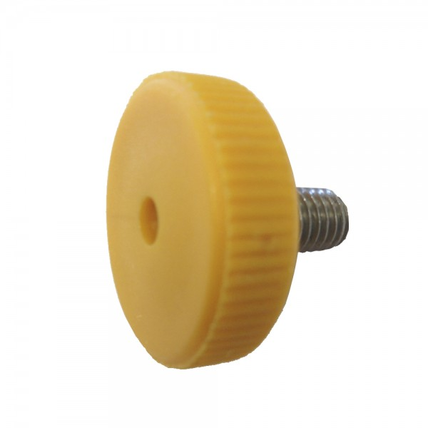 Yellow screw Juicer