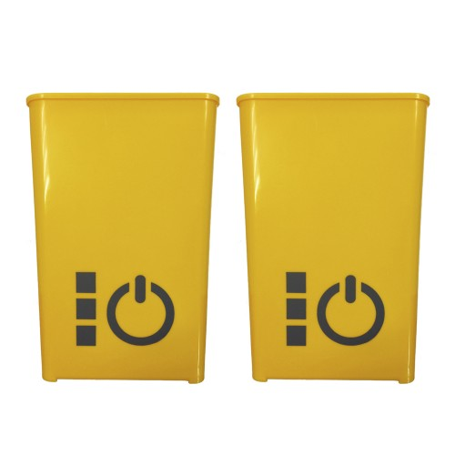 Cubos plastico Exprimidoras