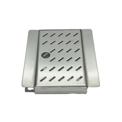 Tray and grating for glasses FCompact
