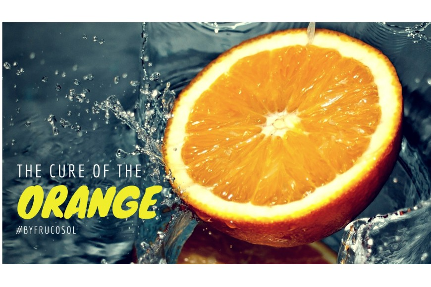 The orange cure - Include the oranges in your life