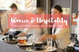 The woman and her key role in the hospitality sector